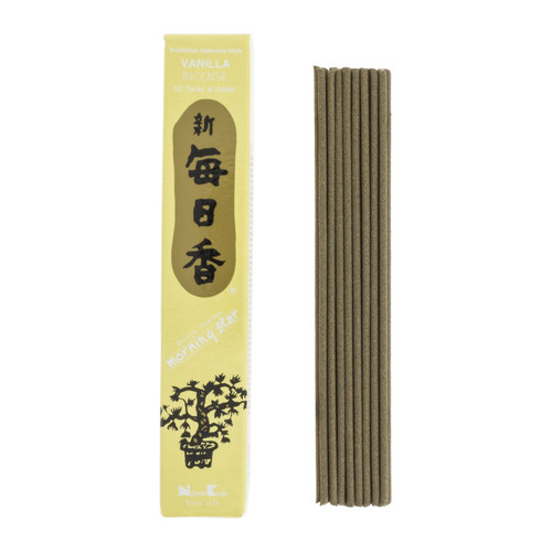 Morning Star Vanilla Incense