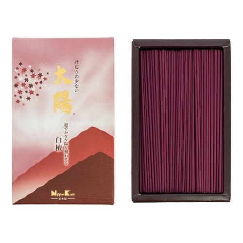 Taiyo Byakudan Sandalwood Incense (380 Sticks)