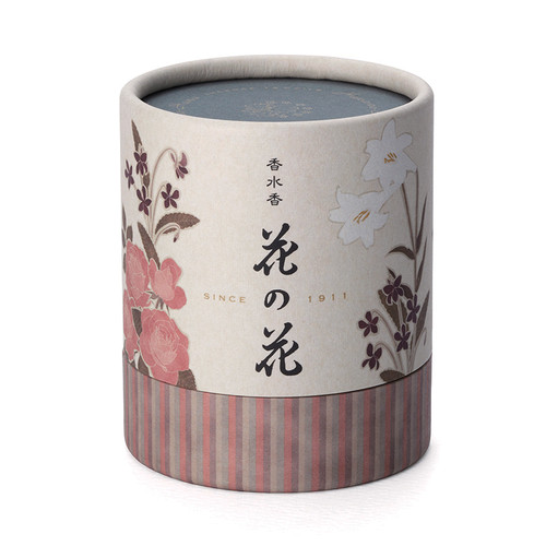 Hana no Hana Assorted Floral Incense (12 Coils)
