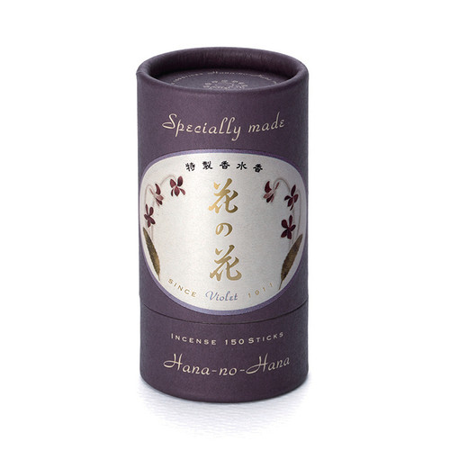 Premium Hana no Hana Violet Incense (150 Sticks)