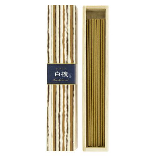 Kayuragi Sandalwood Incense (40 Sticks)