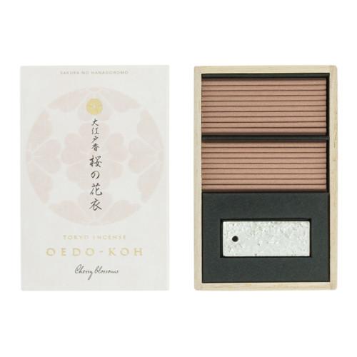 Oedo-Koh Cherry Blossom Incense (60 Sticks)