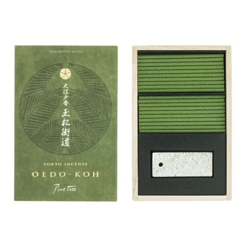 Oedo-Koh Pine Tree Incense (60 Sticks)