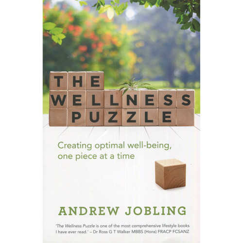The Wellness Puzzle - Andrew Jobling