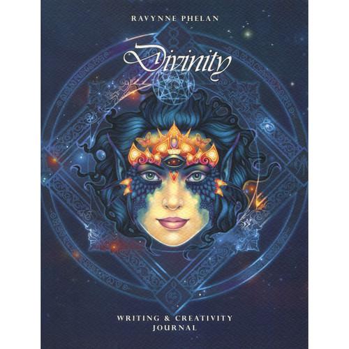 Divinity Writing & Creativity Journal - Ravynne Phelan