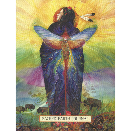 Sacred Earth Journal - Toni Carmine Salerno