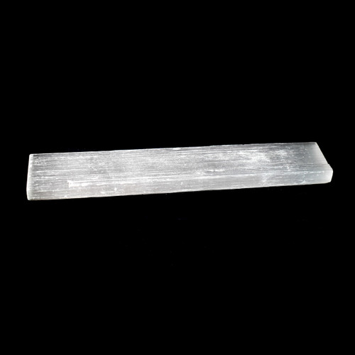 Natural Selenite Bar (20cm)