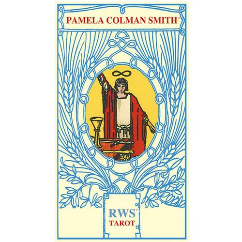 RWS Tarot by Pamela Colman Smith