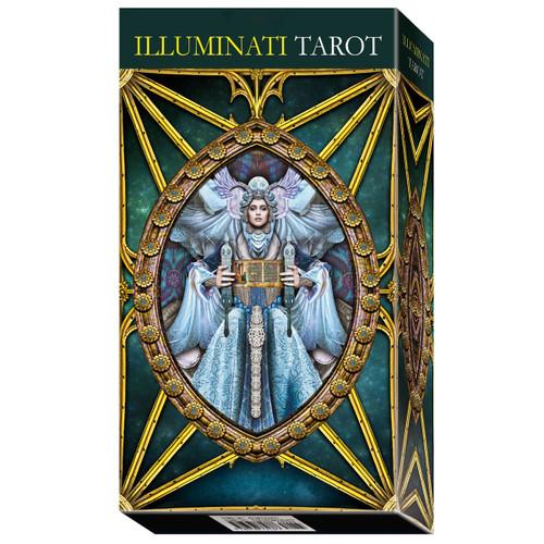 Tarot Illuminati Cards