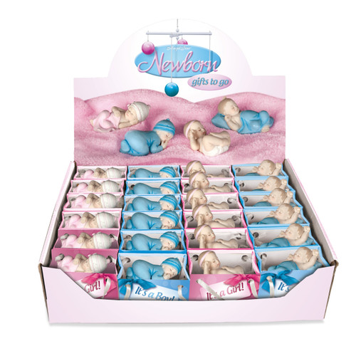 Newborn Gifts to Go (24 Pack)