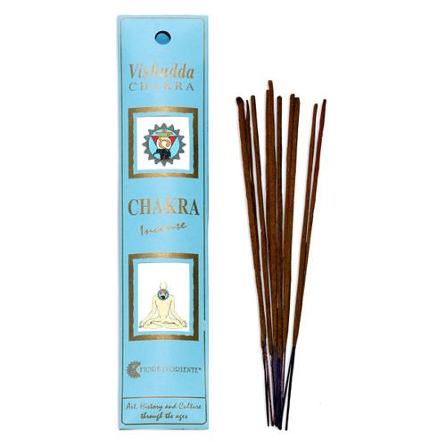 5th Chakra Incense Vishuddi