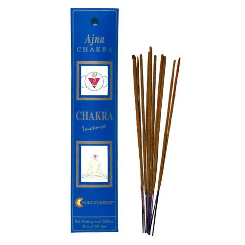 6th Chakra Incense Ajna