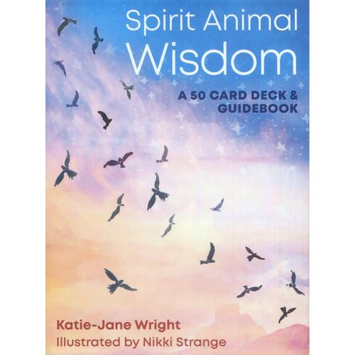 Spirit Animal Wisdom Card Deck - Katie-Jane Wright