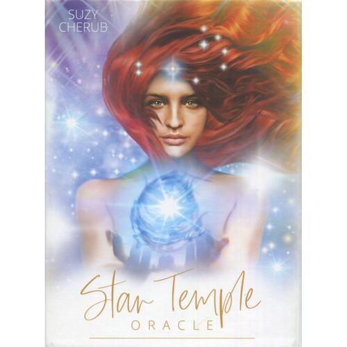 Star Temple Oracle Cards - Suzy Cherub