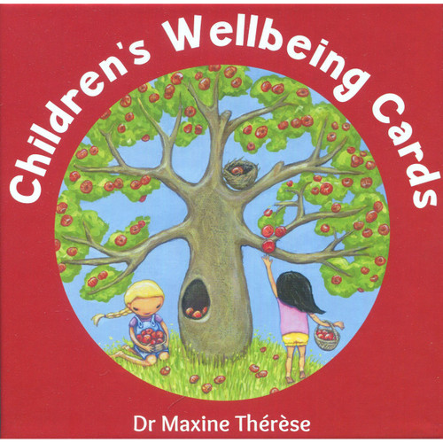 Children's Wellbeing Cards - Dr Maxine Therese
