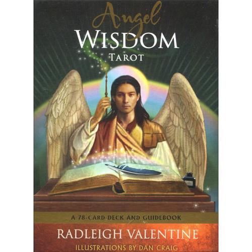 Angel Wisdom Tarot Cards - Radleigh Valentine