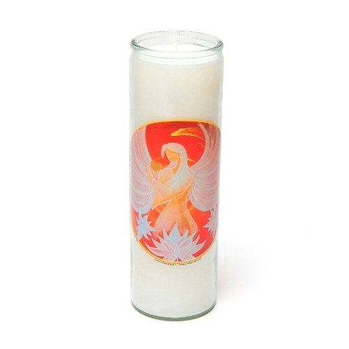 Lotus Angel of Love Aromatic Candle