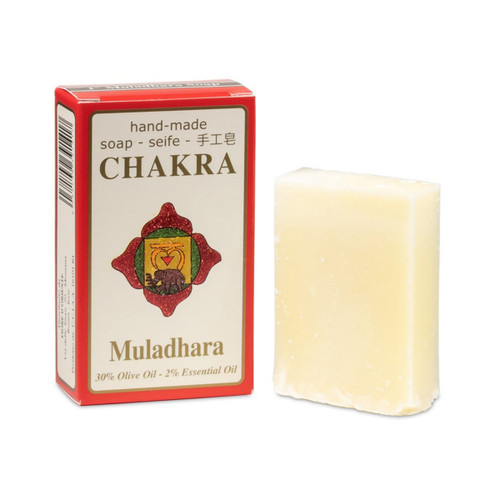 1st Chakra Muladhara Handmade Soap Bar