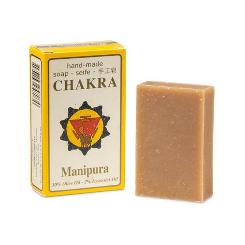 3rd Chakra Manipura Handmade Soap Bar