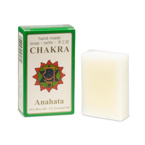4th Chakra Anahata Handmade Soap Bar