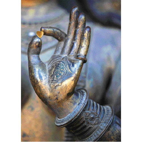 From Buddha With Love Eco Inspirational Postcard (Pack of 10)