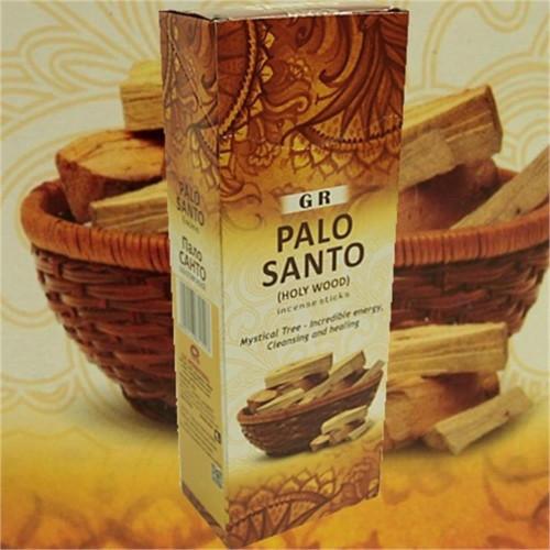 Palo Santo Incense (6 x 20g Boxes)