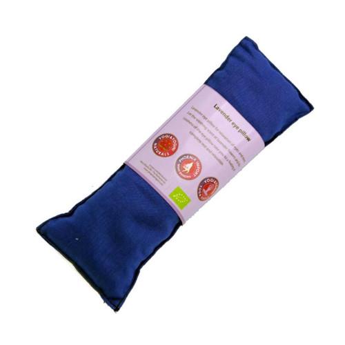 Lavender Organic Eye Pillow - Blue