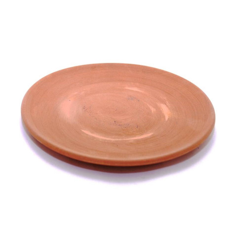 Fire-Proof Terracotta Dish