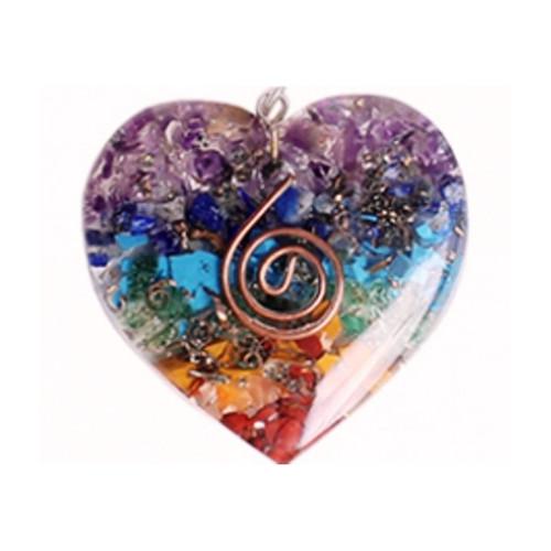 Orgone Heart Pendant