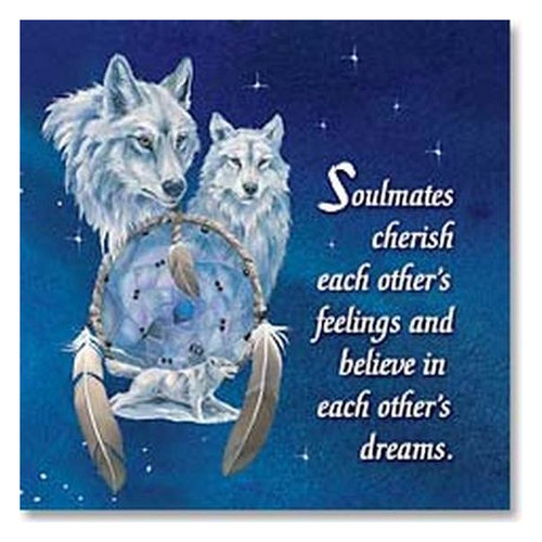 Believe In Your Soulmate Magnet