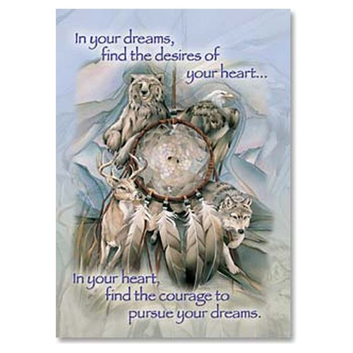 Hearts and Dreams Magnet