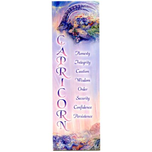 Capricorn Bookmark by Josephine Wall