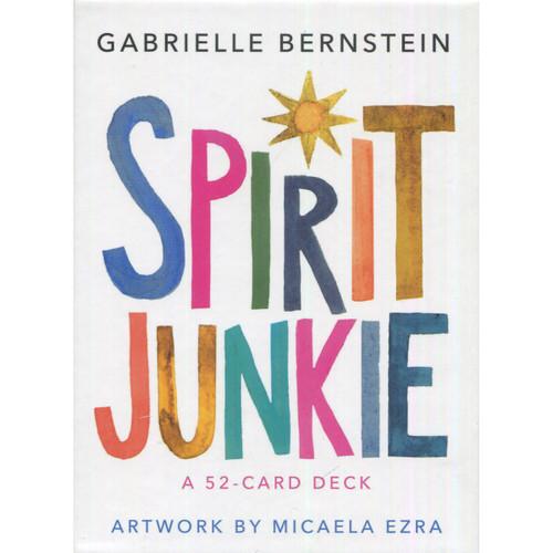 Spirit Junkie Oracle Cards - Gabrielle Bernstein