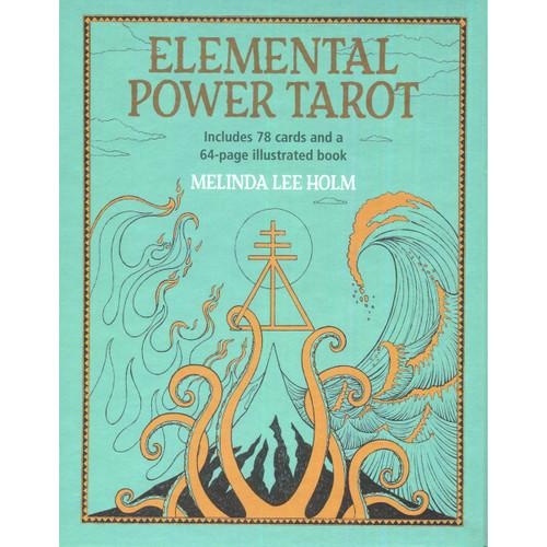 Elemental Power Tarot - Melinda Lee Holm