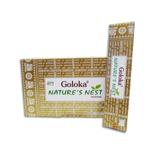 Nature's Nest Goloka Incense Sticks