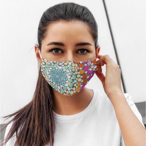 Lollipop, Lollipop Face Mask (Sizes S, M, L) - Limited Edition