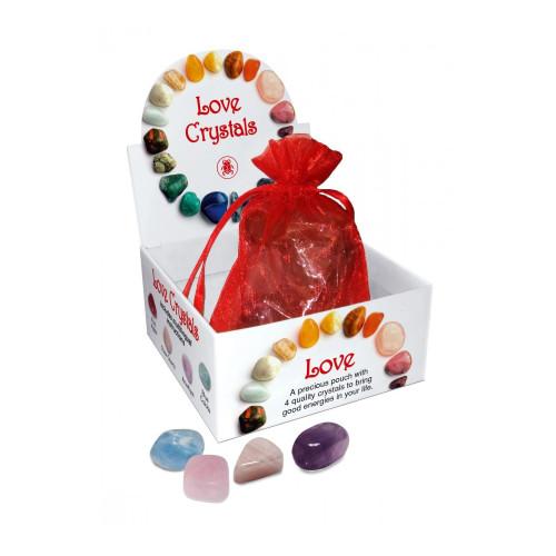 Love Crystals Tumblestone Set