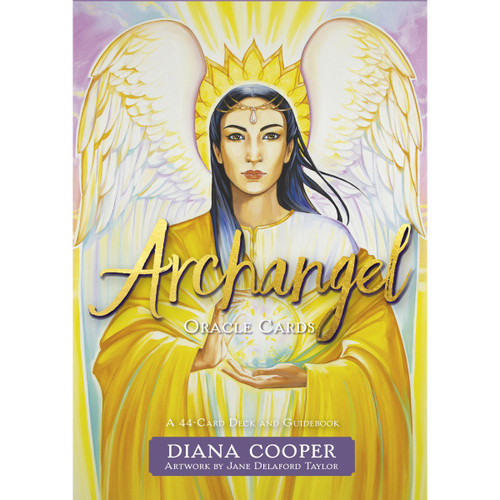 Archangel Oracle Cards - Diana Cooper