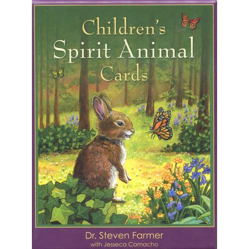Children's Spirit Animal Cards - Dr. Steven Farmer