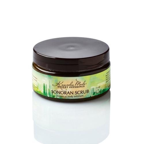 Sonoran Body Scrub (11 oz)
