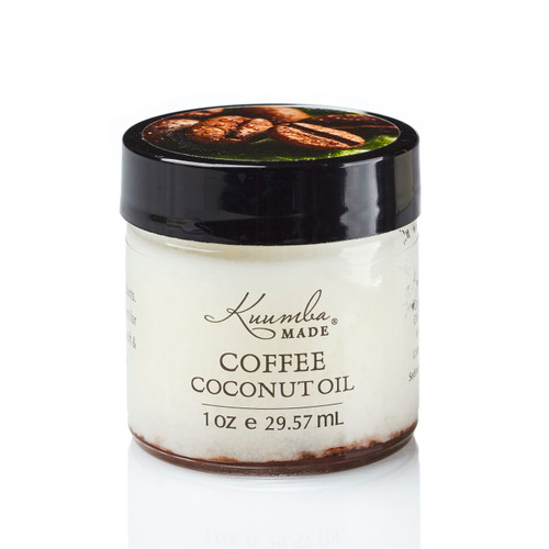 Coconut Oil - Coffee