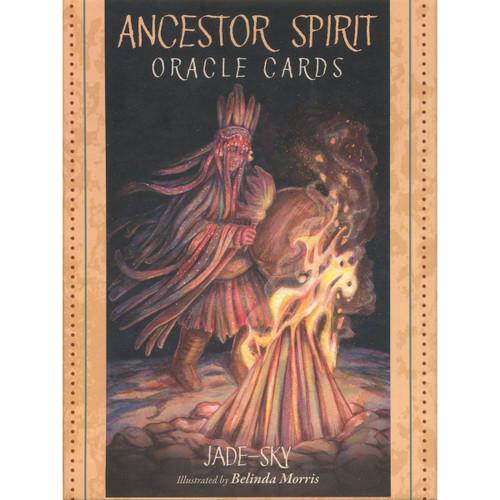 Ancestor Spirit Oracle Cards - Jade-Sky