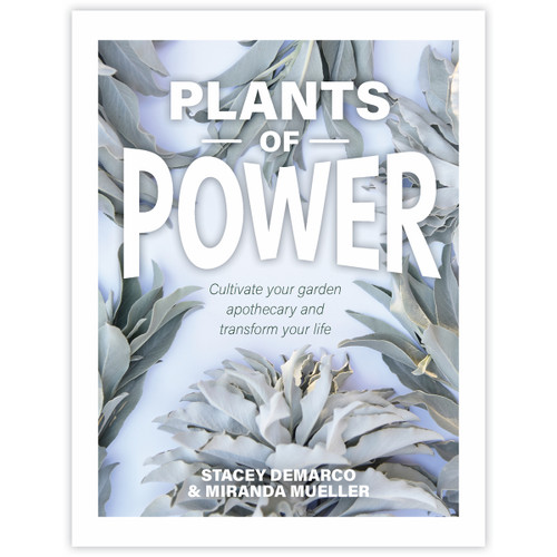 Plants of Power - Stacey Demarco