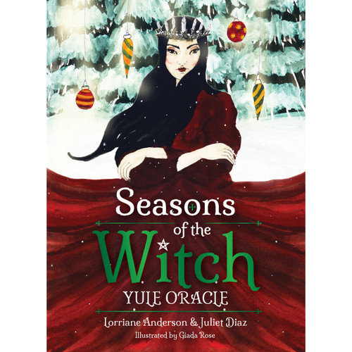 Seasons of the Witch - Yule Oracle by Lorraine Anderson
