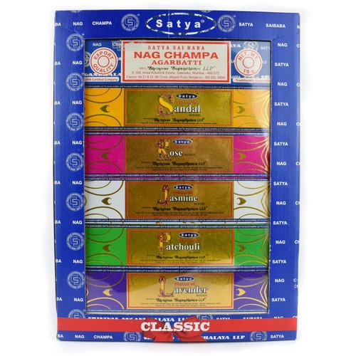 Assorted Satya Incense Box