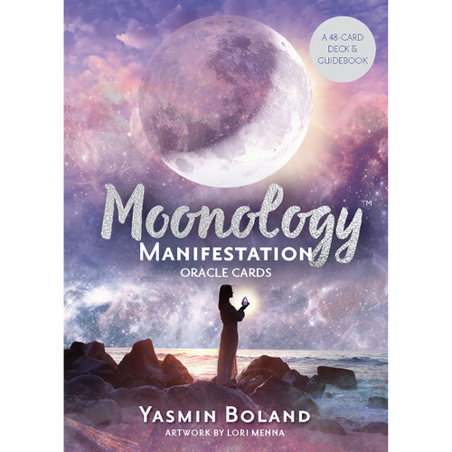 Moonology Manifestation Oracle - Yasmin Boland