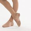 Stretch Jazz Boot | Suntan