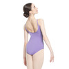 COTTON-SPANDEX CAMISOLE LEOTARD