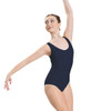 PINCHED FRONT TANK LEOTARD