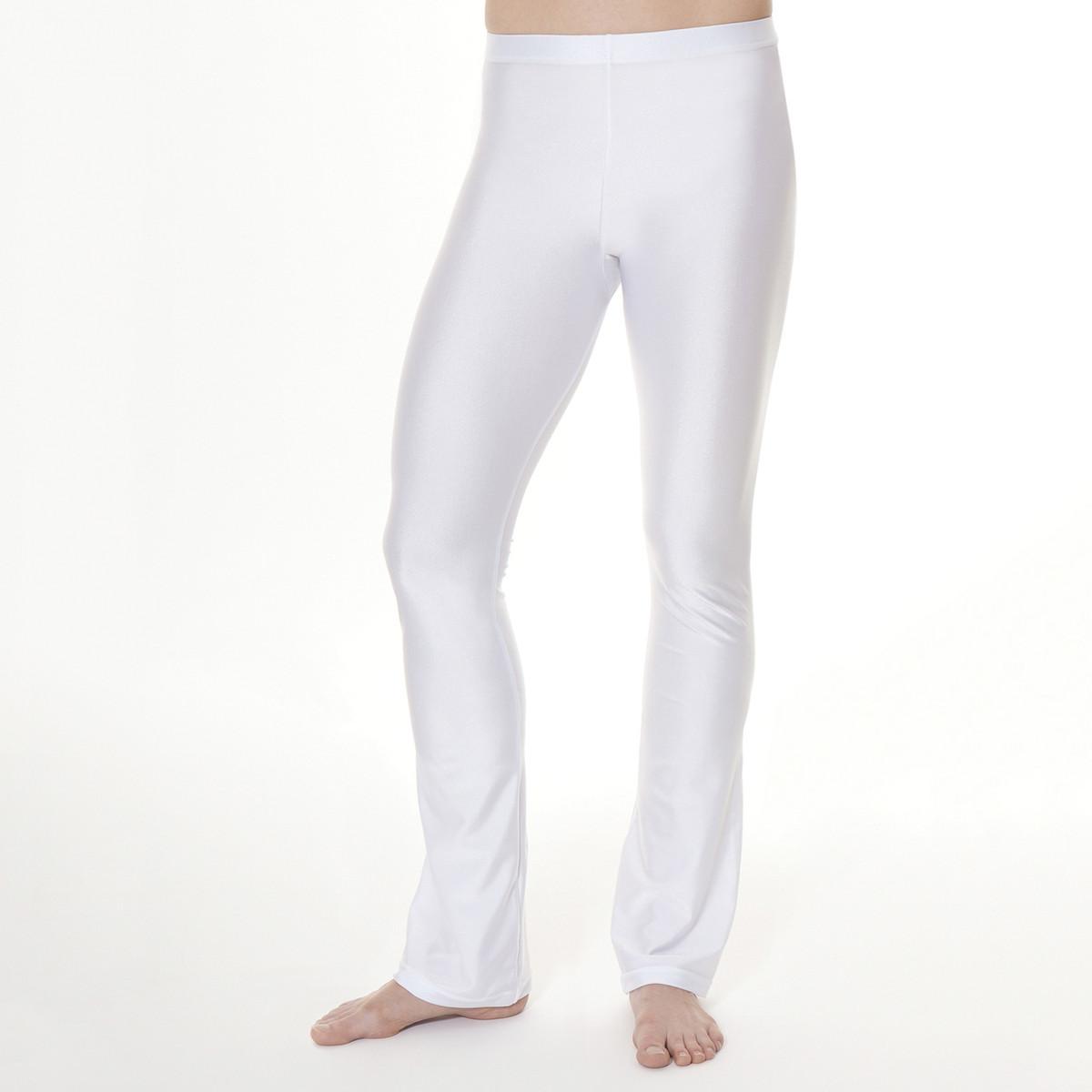 BOOTLEG PANT - WHITE
